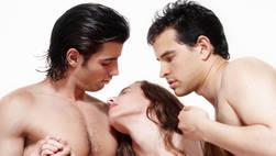 Seks u troje